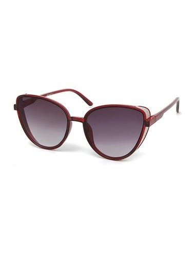 Di Caprio Güneş Gözlüğü Kırmızı